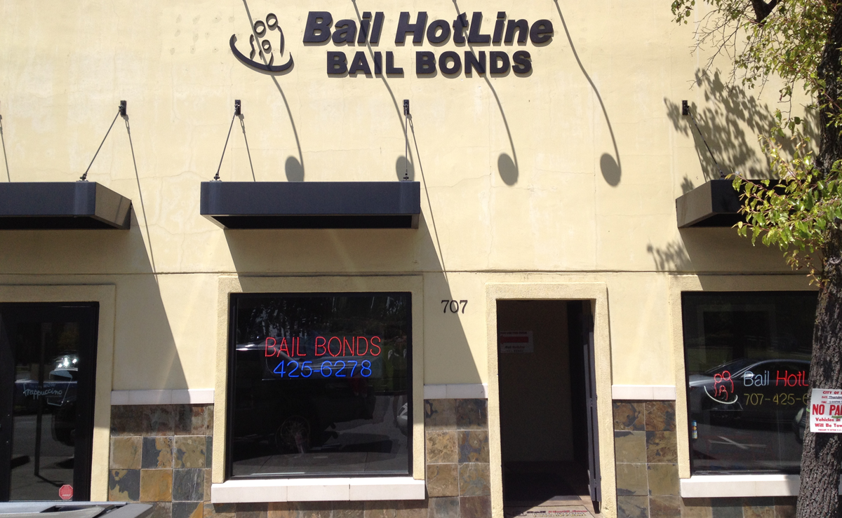 Fairfield Bail Bonds Office