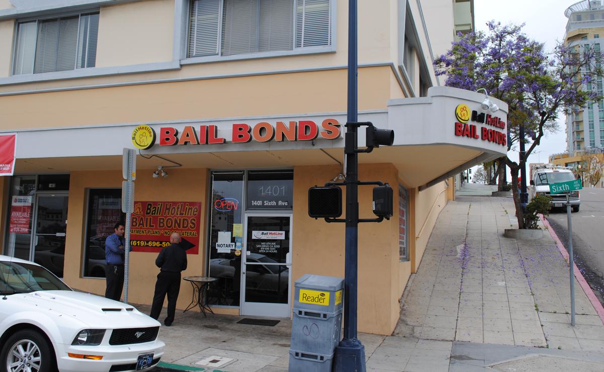San Diego Bail Bonds Office