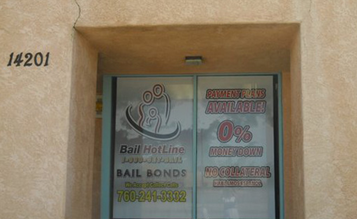 Victorville Bail Bonds